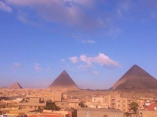 Pyramids' View Studio 25$/ Night - Giza vacation rentals