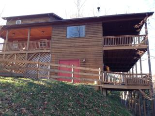 Beautiful Murphy NC Chalet with Amazing Views! - Murphy vacation rentals