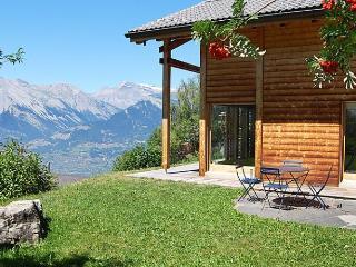 3 bedroom House with Dishwasher in Veysonnaz - Veysonnaz vacation rentals
