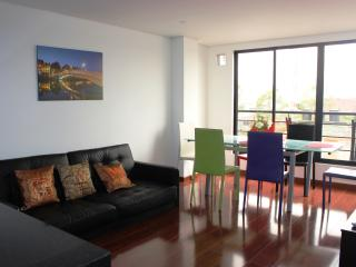Nice Condo with Internet Access and Garage - Bogota vacation rentals