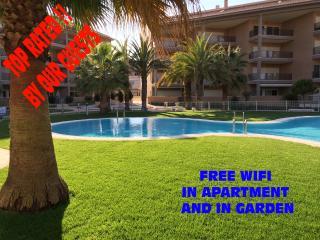 LUXURY APARTEMENT 1st LINE JAVEA BEACH MARMARA 34 - Javea vacation rentals