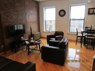 New Amazing 2 BR Brownstone Apt. - Brooklyn vacation rentals