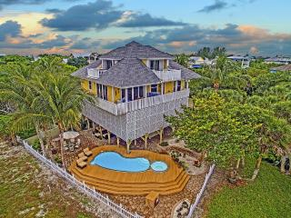 Luxurious, Romantic, Gulf Views, Pool and Cabana - North Captiva Island vacation rentals
