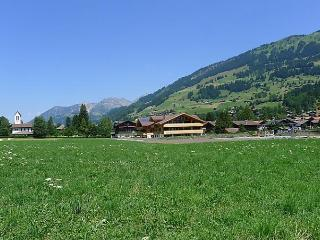 Comfortable 4 bedroom Condo in Lenk-Simmental with Internet Access - Lenk-Simmental vacation rentals