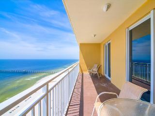 Sterling Reef 1704-2BR-AVAIL8/9-16-RealJOY Fun Pass*FREETripIns4NEWFallBkgs* - Panama City Beach vacation rentals