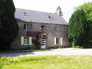 Peace & Tranquility | Lovely Rural Stone Cottage - Langonnet vacation rentals