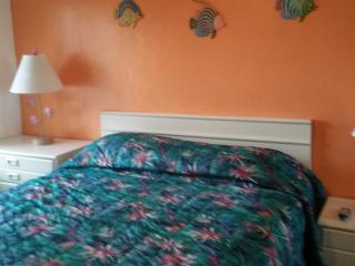 Oceanfront condo 1 bedroom Remodle Condo Poolside - Saint Augustine Beach vacation rentals