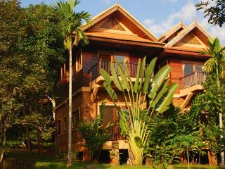 Peaceful Healthy Living next to Pavana Resort - Mae Rim vacation rentals
