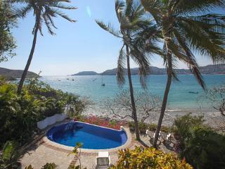 Romantic Villa on Zihuatanejo Bay *Seasonal Rates - Zihuatanejo vacation rentals
