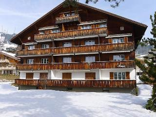 1 bedroom Apartment with Short Breaks Allowed in Schönried - Schönried vacation rentals