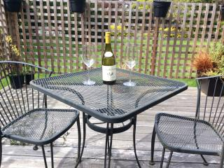 Rockland Private Garden Suite Close to Downtown - Victoria vacation rentals