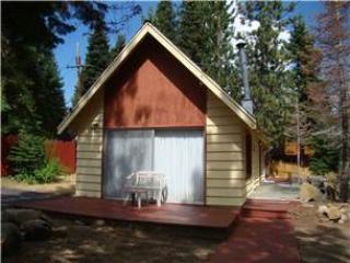 Wonderful 1 bedroom Cabin in Tahoe Vista - Tahoe Vista vacation rentals