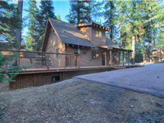 Cozy House with Deck and Balcony - Tahoma vacation rentals