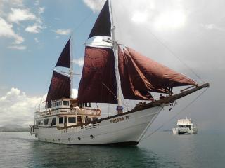 Luxury Sailing Phinisi Cajoma 4 - Komodo National Park vacation rentals