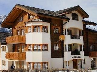 Comfortable 3 bedroom Grächen Apartment with Dishwasher - Grächen vacation rentals