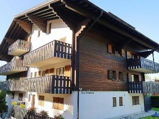 1 bedroom Apartment with Short Breaks Allowed in Gryon - Gryon vacation rentals