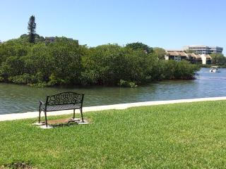 Intercoastal waterfront condo 1/4 mile from Siesta - Sarasota vacation rentals