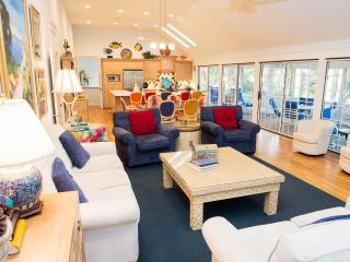 PET FRIENDLY Palmetto Dunes Colorful 2nd Row - Hilton Head vacation rentals