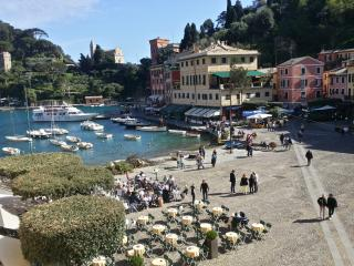 Portofino Piazzetta waterfront amazing view - Portofino vacation rentals