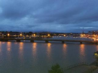 Top Floor 2 bed apartment Fab Views on the river - Limerick vacation rentals