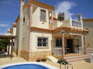 Luxury Detached Villa Juan De Luz in Los Dolses - Villamartin vacation rentals