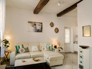 Beautiful apartment, Old Town. balcony great views - Antibes vacation rentals