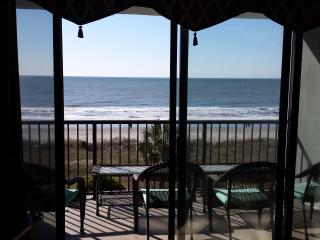 Oceanfront Luxury Condo with Free Wifi - Myrtle Beach vacation rentals