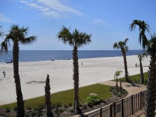 Condo on the Beach with Sea Views - Pass Christian vacation rentals