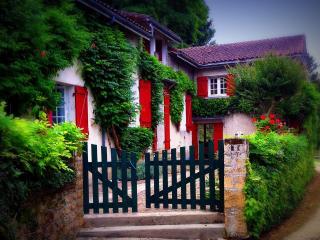 Dordogne riverfront character house - Mauzac-et-Grand-Castang vacation rentals