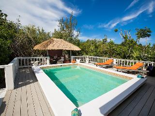 Ideal for Couples, Very Private Location w/ pathway to beautiful beach, private pool - Grace Bay vacation rentals