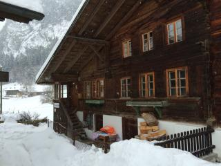 400 Year Chalet, Interlaken/Gstaad - Boltigen vacation rentals