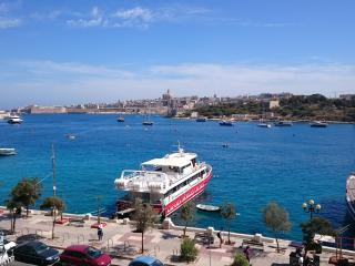 Well-Located, Stupendous 3 Br Seafront Apartment - Sliema vacation rentals