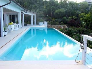Beautiful Villa with Deck and Shared Outdoor Pool - Fort Bay vacation rentals