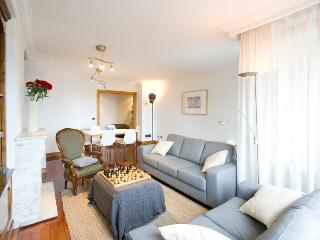 Perfect 3 bedroom San Sebastian Apartment with Internet Access - San Sebastian vacation rentals