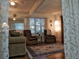 Secluded Charming Home in Historic District - Hot Springs vacation rentals