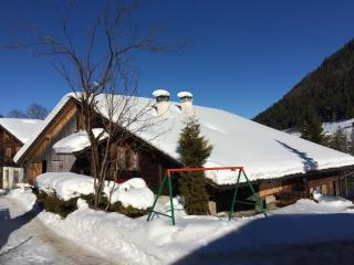300 Year Old Chalet, Interlaken/Jungfrau Region - Saxeten vacation rentals