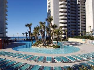 2BR/2BA Long Beach Resort with Fabulous Gulf Views - Panama City vacation rentals