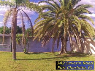 Waterfront Hide A Way Getaway - Port Charlotte vacation rentals
