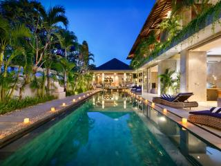VILLA IPANEMA, 150M FROM BEACH, STUNNING DESIGN - Canggu vacation rentals