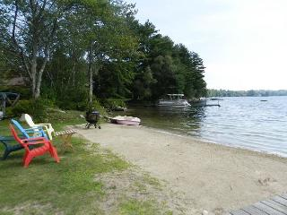 Waterfront with Shared Sandy Beach in Moultonborough (BUR36Bf) - Moultonborough vacation rentals