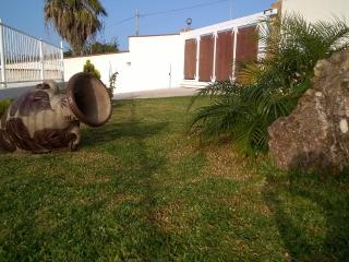 House Gaetano with sea wiew and internet wifi free - Balestrate vacation rentals
