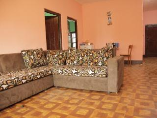 spacious house in quiet area of Buea - Buea vacation rentals