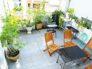 2 nice BRs with lovely terrace, bancony in Dist 1 - Ho Chi Minh City vacation rentals