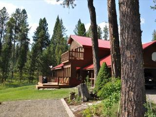 Cabin in the Pines is on 3.5 acres with Nordic Trail to Jug Mountain Ranch - McCall vacation rentals