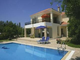 VILLA NIKI(Outdoor toys,WI-FI, PRV SWIM.POOL,VIEW) - Argaka vacation rentals