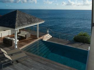 Beautiful Villa with Internet Access and Water Views - Gustavia vacation rentals
