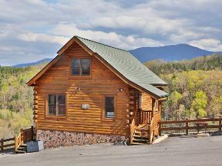Majestic Vista a two bedroom cabin - Sevierville vacation rentals