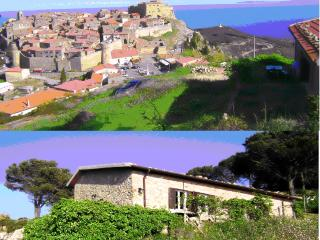 Nido d'aquila-home of the Eagles - Giglio Castello vacation rentals