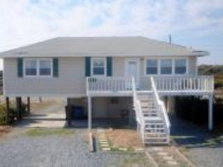 Beachside Bungalow - North Topsail Beach vacation rentals
