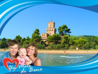 Bilocale Pineto VISTA MARE Residence I Gabbiani x4 - Pineto vacation rentals